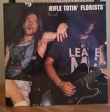Guns N' Roses Rifle Totin' Florists Vinyl LP Rare Pressing Times SQ. Records