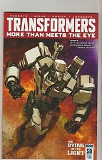 IDW Comics Transformers More Than Meets The Eye #43 July 2015 1st Print NM