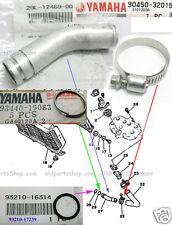 Yamaha RD350YPVS RZ350 Radiator Hose Joint Kit NOS PIPE Clamp Ring 29L-12469-00