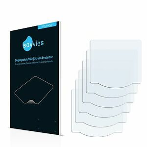 Hasselblad CFV II ,  6 x Transparent ULTRA Clear Screen Protector For Hasselblad