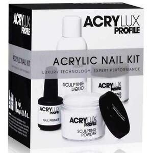 Acyrlic Nail Kit - ACRYLUX Salon Systems - All Items - Professional Kit