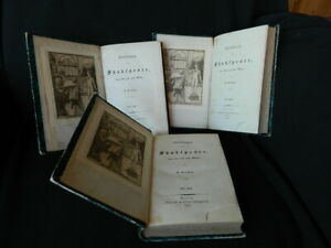 """""""Vorlesungen über Shakespeare, seine Zeit und seine Werke"""" Berlin 1858 / Kreyßig"""