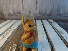 vtg vintage Pendelfin statue made England rabbit bunny robert lollipop