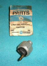 NOS MOPAR 1955-1961 STOP LAMP SWITCH #2084284 CHRYSLER DODGE PLYMOUTH DESOTO NIB