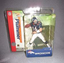 Nip Mcfarlane Toys Jake Plummer Denver Broncos Series 9 Figure*
