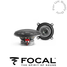 "FOCAL ACCESS 100AC 4"" 10CM 100MM 80 WATT 2 WAY COAXIAL SPEAKERS"