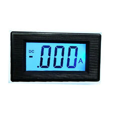 500A DC  Digital display Amp panel meter LED LCD Blue Ammeter F/ 12V 24v CAR