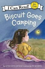 My First I Can Read: Biscuit Goes Camping by Alyssa Satin Capucilli (2015,...