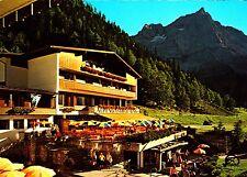 Hinterriß , Alpengasthof Eng , Ansichtskarte