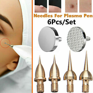 6X Laser Plasma Pen Facial Body Skin Dark Spot Mole Removal Machine Accessoires