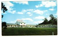 Undated Unused Postcard El Mor Motel Morgantown Pennsylvania PA