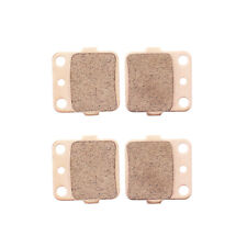 Front Ceramic Brake Pad Sets for 1998-2008 Yamaha Grizzly 660