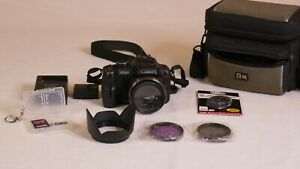 Panasonic Lumix DMC-FZ100 14.1MP 3''Screen 24x Digital Camera - Complete Kit