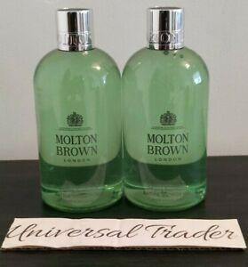 Molton Brown Infusing Eucalyptus Bath & Shower Gel 2 x 300ml (600ml) Duo