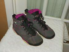classic fit 20c1f 752c1 Nike Air Jordan 7 VII 30 GG Pink Dark Grey 705417 016 Size 7.5 Y