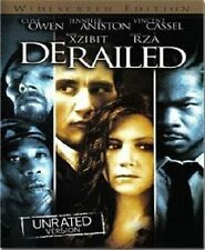 DERAILED (UNRATED) DVD MOVIE *NEW* AUS EXPRESS