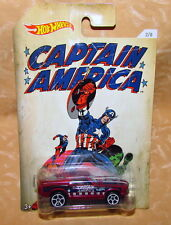 HOT WHEELS Captain America 2/8  '70 ford mustang mach 1  cod.16583