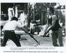STEVEN SEAGAL  NICO  1988 VINTAGE PHOTO ORIGINAL #4