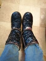 Beautiful Sequin Ugg Boots