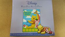BRAND NEW OFFICIAL DISNEY WINNIE THE POOH THROW SIZE ACRYLIC 40X50 BLANKET