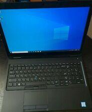 Dell Latitude 5580 15.6 inch Touch Screen 7th Gen Intel Core i7-7600U Processor