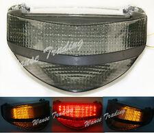 Tail Brake Trun Signals Integrated Led Light Smoke For 2000-2001 HONDA CBR 929RR