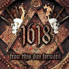 1618 - FROM THIS DAY FORWARD  - MUSIC CD