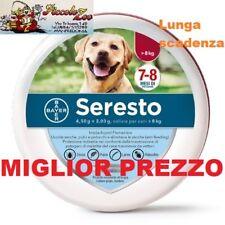 Seresto Bayer collare antiparassitario per cane oltre 8kg SCAD 2023 NEW