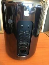 Apple MAC PRO 2013 12 Core 2.7GHz + 64GB RAM + Dual D300 4GB + 1TB Flash