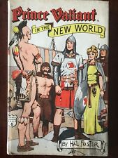Prince Valiant In the New World Book #6 HC W/DJ Hal Foster HASTINGS HOUSE PICS