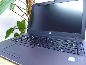 HP ZBOOK 15 G4, RUSSIA+US KEYBOARD: i7-QUAD 16GB CAD AMD RADEON SSD+HDD 3J.GAR