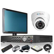 Matériel domotique et de sécurité moniteurs vidéosurveillances
