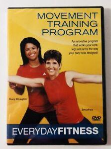 Movement Training Program Everday Fitness Dvd