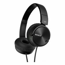 NEW Sony MDR-ZX110NC Wired HD Noise-Cancelling Folding Stereo Headphones Gift!