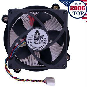 Dell Alienware X51 R2 Heatsink 7C20C WKGR1 & Fan 0.75A not 0.6A Version US Stock