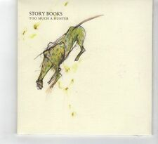 (HD782) Story Books, Too Much A Hunter - 2013 sealed CD