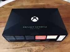 Xbox One X Project Scorpio Limited Edition