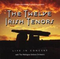 THE TWELVE IRISH TENORS - LIVE IN CONCERT  CD NEW