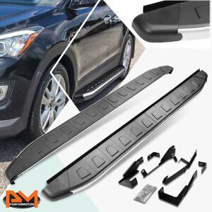 "For 10-15 Hyundai Tucson Aluminum 5.75"" Side Step Nerf Bar Running Board Black"