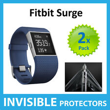 Fitbit Surge Screen Protector Shields - Military Grade Quality - PACK OF 2