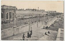 Essex; Band Pavilion From Pier, Clacton On Sea PPC, To Mrs Scotchmer, Bury St Ed