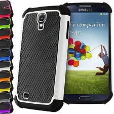 A Prueba De Golpes Doble Capa Carcasa dura para Samsung Galaxy S3 S4 S5 S6 S7 EDGE NOTE 3 4