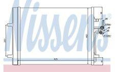 NISSENS Condensador, aire acondicionado FORD MONDEO VOLVO V60 LAND ROVER 940044