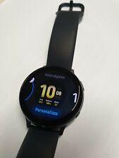 Samsung Galaxy Watch Active 2 Nero Bluetooth Garanzia Italia 44mm Alluminio