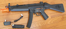 JG Metal Gearbox Airsoft Electric Gun MP5A4 Adjustable Gearbox  300-400 FPS ADJ