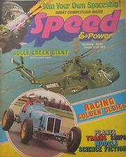 Speed & Power magazine 17 October 1975 Issue 83