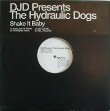 """THE HYDRAULIC DOGS ~ Shake It Baby ~ 2 x 12"""" Single PS PROMO"""