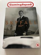 007 Skyfall STEEL TIN Blu Ray, Supplied by Gaming Squad