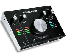M-Audio M-Track C-Series 2x2M - 2-In / 2-Out 24/192 USB Audio MIDI Interface