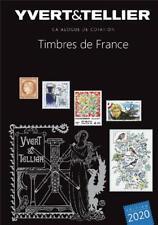 Catalogue Yvert et Tellier Tome 1 France 2020 + cadeau